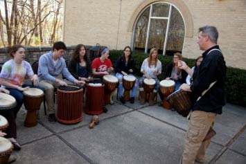 West African Drumming