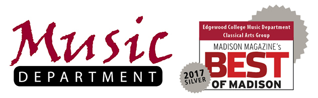 Music Department graphic and Best of Madison Graphic