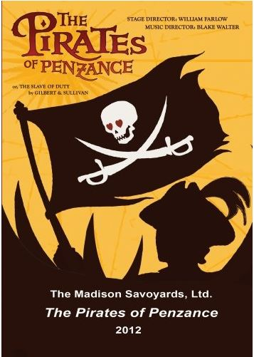 pirates of penzance cover