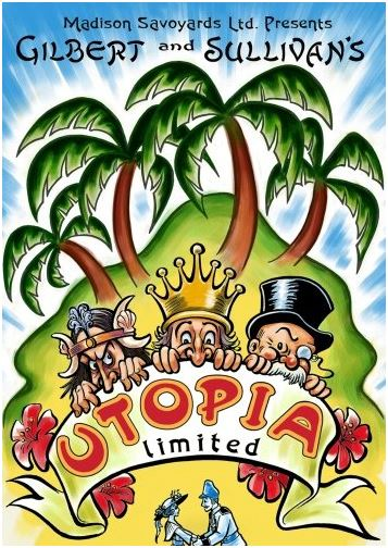 utopia limited cover